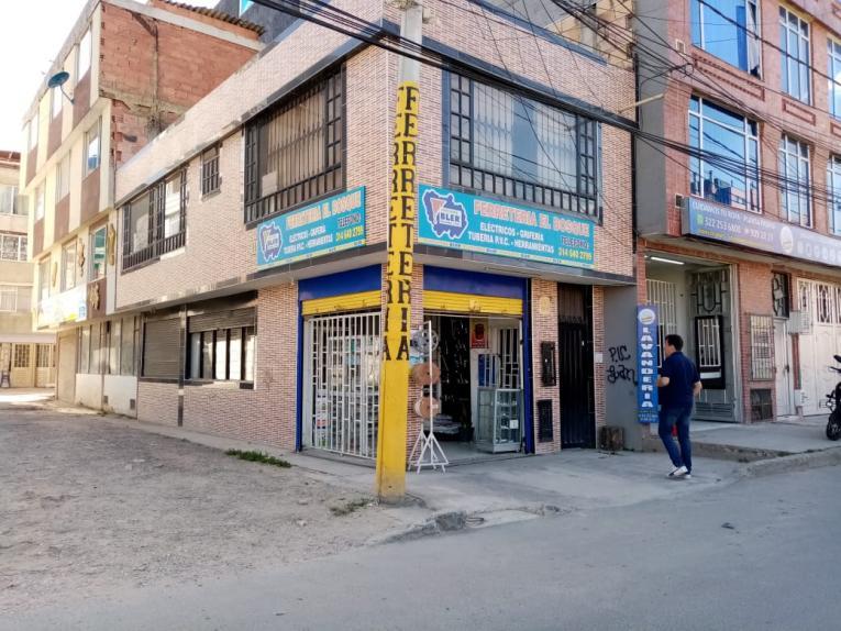 Mi Barrio App Tiendas